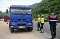 TONAJ - Polisi Ve Jandarmadan Asayiş Uygulaması