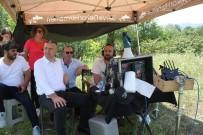 CEZMİ BASKIN - 'Randıman' Filmi Ordu'da Çekiliyor