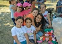 İMAM HATİPLER - Seyitgazi Kırka'da Yaz Kur'an Kursu Öğrencileri Piknik Yaptı