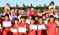 Bülent Turan, Sertifika Dağıtım Programına Katıldı
