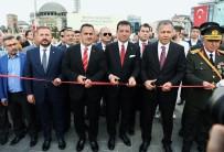 MUSTAFA DEMIRELLI - Taksim Meydanı'nda 'Zafer Haftası Sergisi' Açıldı