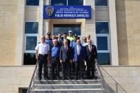 RAMAZAN YıLDıRıM - Vali Akın, Boztepe İlçesinde İncelemelerde Bulundu