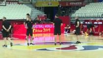 SEMİH ERDEN - A Milli Erkek Basketbol Takımı'nda Hedef Japonya Maçı