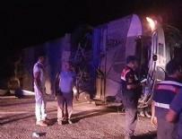 Antalya'da tur otobüsü devrildi: 1 ölü 28 yaralı