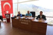 UĞUR BAYRAKTUTAN - ÇOKAP Meclis Toplantısı Artvin'de Yapıldı