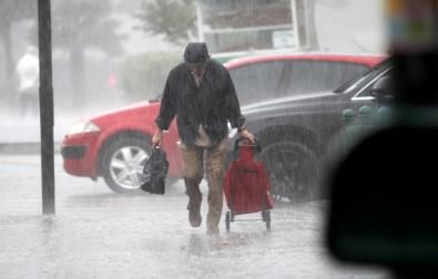 O bölgeler için sağanak yağış uyarısı!