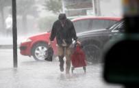 DEVLET METEOROLOJI GENEL MÜDÜRLÜĞÜ - O bölgeler için sağanak yağış uyarısı!