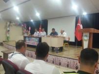 AHMET DEMIRCI - Erzin'de Okullarda Alınan Güvenlik Önlemleri