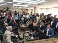 AHMET TÜRK - İmamoğlu'ndan HDP'ye Ziyaret Açıklaması 'Size Güç Olmak İçin Geldik'
