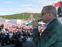 BAKIRKÖY BELEDİYESİ - Cumhurbaşkanı Erdoğan: Fırat'ın doğusuna gireceğiz, Rusya ve ABD ile paylaştık