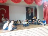 Devrekani'de Çocuklara Drama Eğitimi Veriliyor