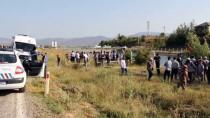 Konya'da Otomobil Sulama Kanalına Düştü Açıklaması 1 Ölü