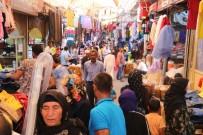 MEHMET ÇAKıR - Şanlıurfa'da Bayram Yoğunluğu Yaşanıyor