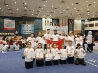 MEHMET BAYRAKTAR - Selçuklu Belediyespor Wushu Kung-Fu Takımı Balkan Şampiyonasına Damga Vurdu