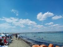 Tatilciler Gelibolu Plajına Akın Etti