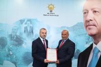 METIN ÇELIK - AK Parti Uğurludağ Teşkilatında Ömer Kiday Dönemi