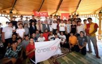 İBRAHIM KARAOSMANOĞLU - Başkan Altay Açıklaması 'Gençlerimiz Daha Güçlü Bir Türkiye İnşa Edecektir'