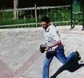 Doktoru Bıçaklayan Zanlı Güvenlik Kamerasında