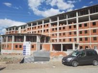 ERCAN ÖTER - Kağızman'da 500 Kişilik KYK Yurdu'nun Yapımı Devam Ediyor