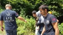 ZEKERIYA BEYAZ - Uçuruma Düşen Fındık İşçisini AFAD Ekipleri Kurtarıldı