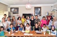 DOĞUM GÜNÜ PARTİSİ - Kadın Sohbet Evi'nde Doğum Günü Kutlaması