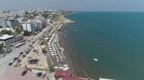 DENIZ OTOBÜSÜ - Karataş, Bayramda 200 Bin Ziyaretçi Ağırlayacak