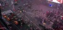 TIMES MEYDANı - New York'un Kalbi Times Meydanı'nda Korku Dolu Anlar