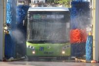 NANO - Otobüslere Bayram Temizliği Yapıldı