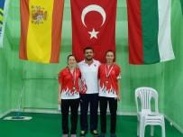 Selendili Kızlar Uluslararası Turnuvada Üçüncü Oldular.