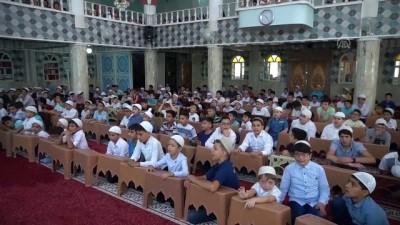 Siirt'te 'Camiler Çocukla Dolsun Ahlakı Kur'an Olsun' Projesi