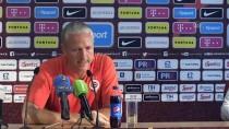 SEMİH KAYA - Sparta Prag-Trabzonspor Maçına Doğru