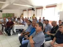 Bigadiç'te 16'Ncı Muhtarlar Toplantısı Yapıldı