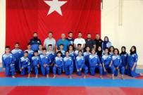 BEKIR YıLDıZ - Filistin Taekwondo Milli Takımı Kayseri'de Kamp Yapıyor