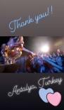 ENIS ARıKAN - Jennifer Lopez''den Antalya paylaşımı