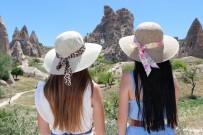 Kapadokya Bölgesini Temmuz Ayında 393 Bin 728 Turist Ziyaret Etti