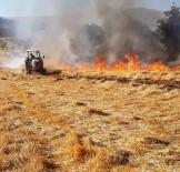 Mardin'deki Yangın İtfaiye Ve Vatandaşın Çabasıyla Söndürüldü