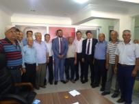 AK Parti'li Akkal Selendi'de Teşkilatıyla Bayramlaştı
