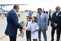 AKİF ÇAĞATAY KILIÇ - Dışişleri Bakanı Çavuşoğlu Samsun'da