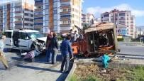 NATO - Tokat'ta Trafik Kazası Açıklaması 9 Yaralı