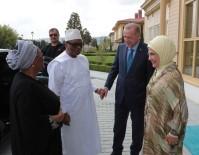 KEITA - Cumhurbaşkanı Erdoğan Mali Cumhurbaşkanı Keita İle Görüştü