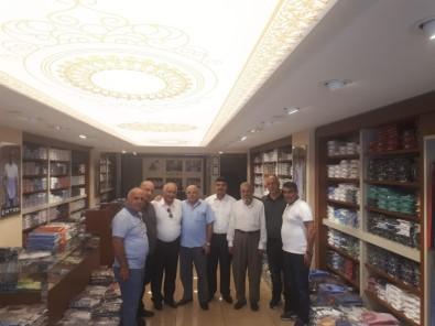 Siirt TSO Öncülüğündeki Heyet; İstanbul'da Tekstil Firmalarını Ziyaret Etti