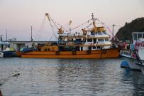 KUMBAĞ - Tekirdağlı Balıkçılar 'Vira Bismillah' Dedi