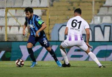 TFF 1. Lig Açıklaması Adana Demirspor Açıklaması 0 - Keçiörengücü Açıklaması 0