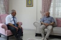 ZEMZEM - Başkan Demirtaş Açıklaması 'Hacının Duasını Almak Güzel'
