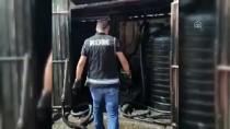 AKARYAKIT KAÇAKÇILIĞI - İzmir'de Akaryakıt Kaçakçılığı Operasyonu