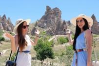 Kapadokya Bölgesinde 8 Ayda 2 Milyon 223 Bin 89 Turist Ziyaret Etti