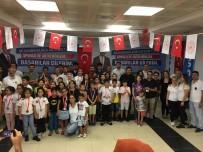 30 AĞUSTOS ZAFER BAYRAMı - 30 Ağustos Zafer Bayramı Satranç Turnuvası Tamamlandı