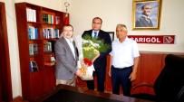 UĞUR AYDEMİR - AK Parti'li Aydemir'den Kaymakam Arıkan'a Ziyaret