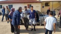 ADEM ÖZTÜRK - Beş Kurşunla Yaralanan Gazi Baba Ocağında