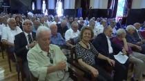 GALATASARAY LISESI - Galatasaray Kulübünün Divan Kurulu Toplantısı Başladı